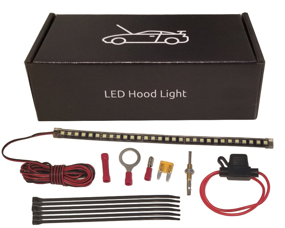 Check It Auto Under Hood Led Light Kit Automatic On Saab 9 3 Wiring Lighting Off Home Improvement