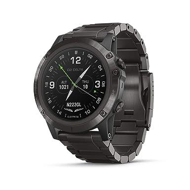 Garmin D2 Delta GPS Pilot Watch, Incluye Reloj Inteligente ...