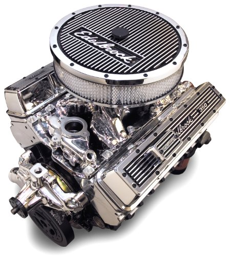 Edelbrock Crate Engines (Edelbrock 45914 Crate Engine)