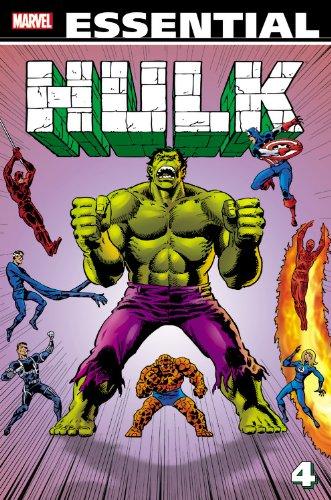 Essential Hulk 4 Incredible product image