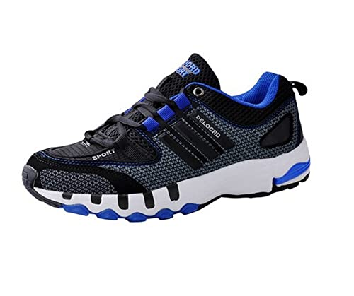 Delcord Mens MultiSport Running Shoes Trainers Athletic Walk Gym Shoes  Sport Run Shoe