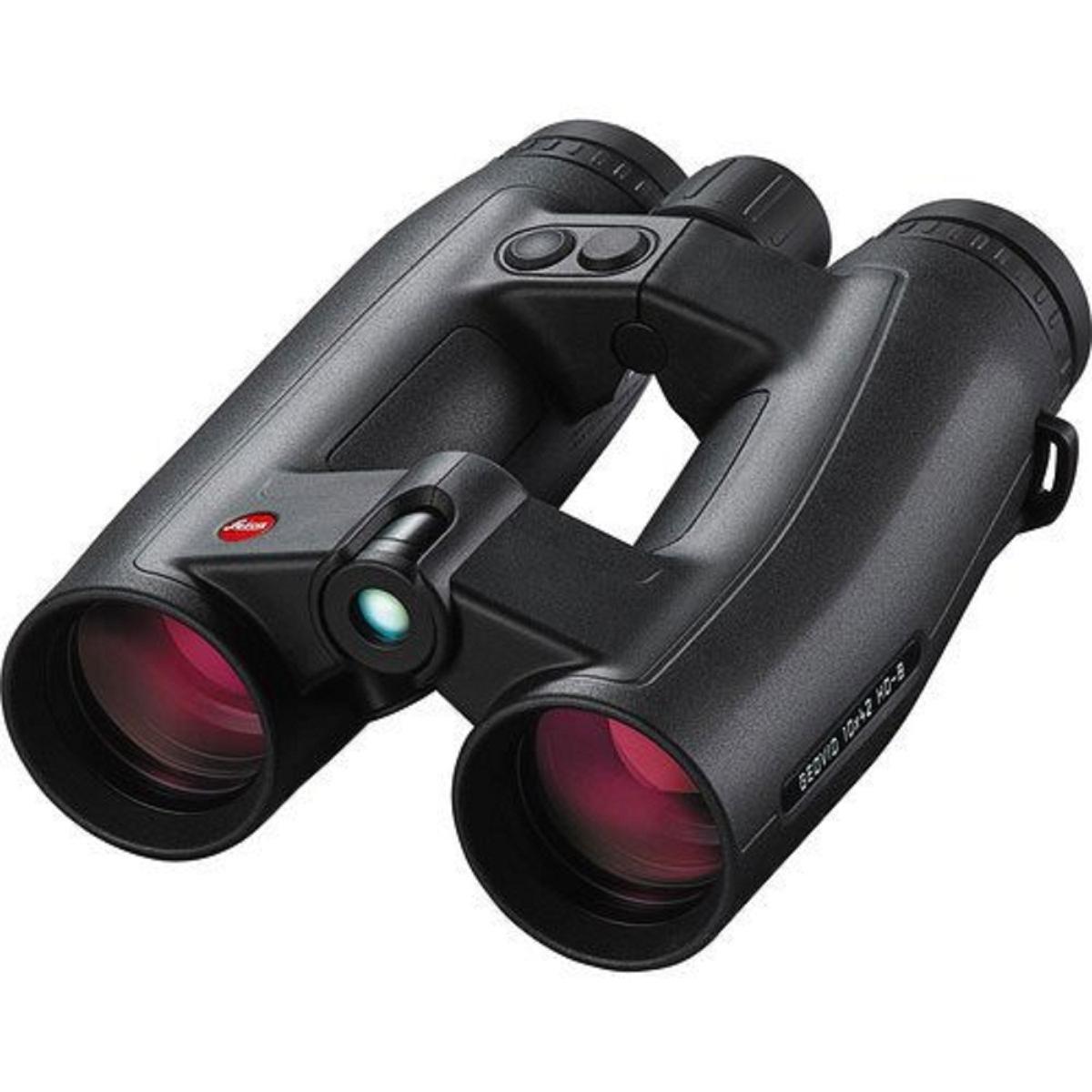 LeicaカメラCo。10 x 42 geovid-r双眼鏡with EHR B01BL2ZBC2