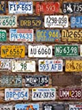 Hole in the Rock Tourist Shop With Old License Plates, Moab, Utah, USA Photographic Poster Print by Walter Bibikow, 18x24