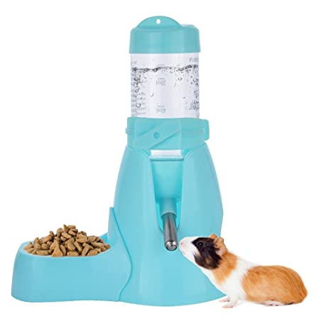 ShareWe Botella de Agua para Animales Dispensador Waterer ...