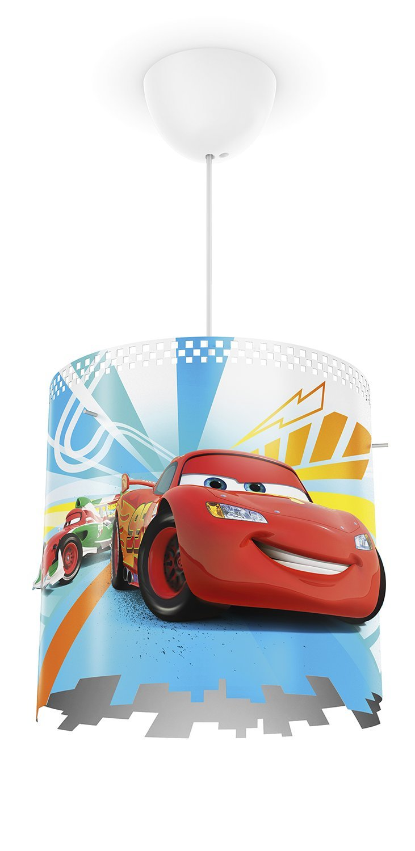 Philips Disney Cars Pendelleuchte, rot, 717513216: Amazon.de ...