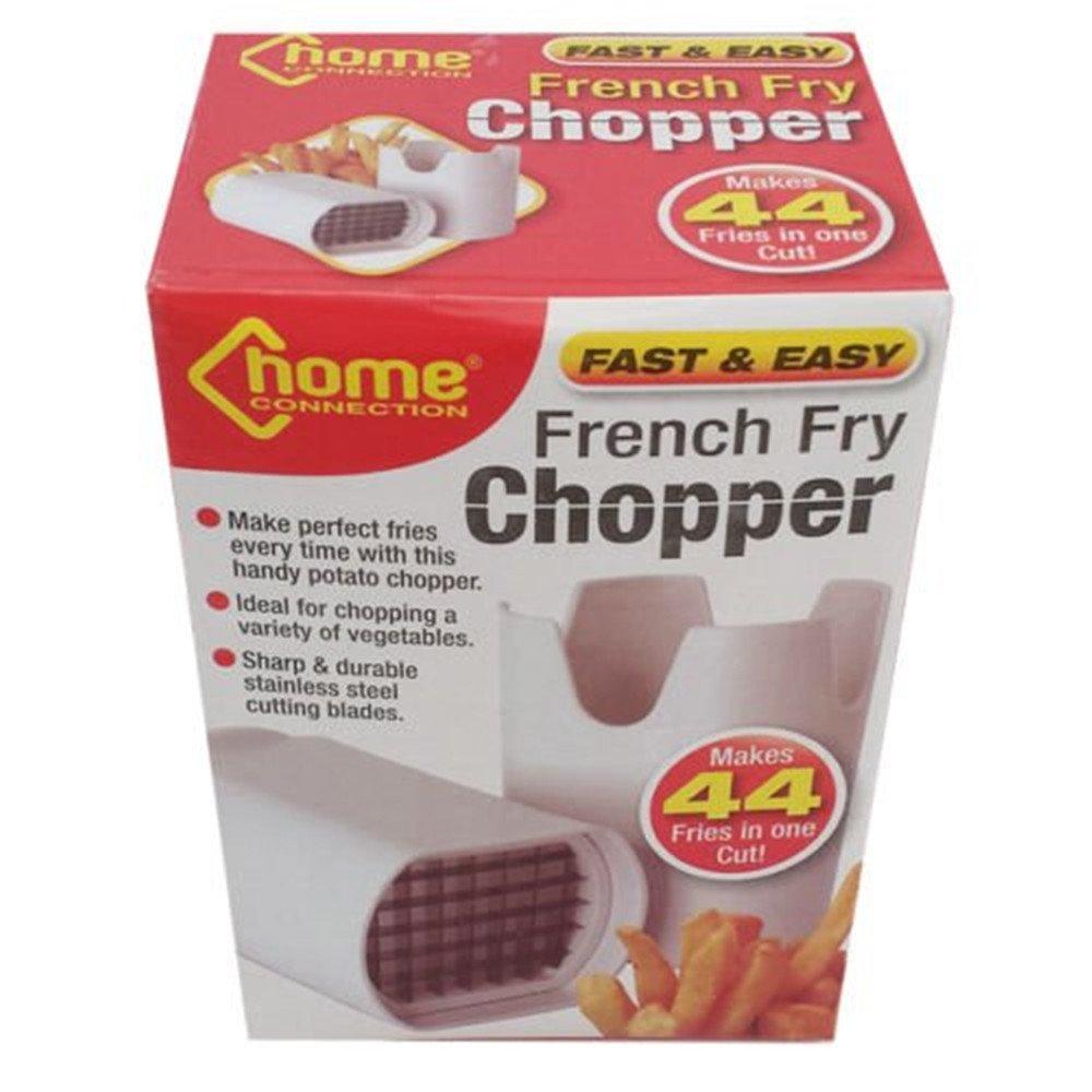 Ardisle Chipper French Fry Fries Slicer Chip Cutter Chopper Maker Potato Thin Cut Skinny