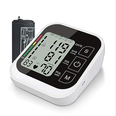 YGB Tensiómetro de Brazo, Monitor de Presión Arterial ...