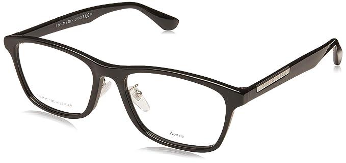 5a8208c05b9 Eyeglasses Tommy Hilfiger Th 1582 /F 0807 Black at Amazon Men's ...