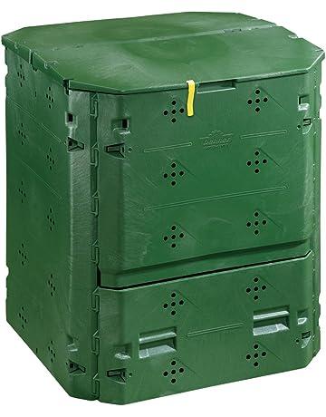 Dehner - Compostador térmico, 420 L, Aprox. 84 x 74 x 74 cm