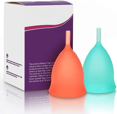 Copa Menstrual Ultra Suave, Copa Menstrual Soft - Mujeres Con ...