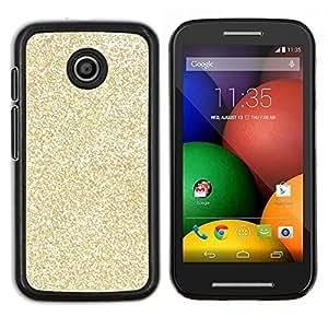 TECHCASE---Cubierta de la caja de protección para la piel dura ** Motorola Moto E ( 1st Generation ) ** --Bling dinero Rich brillantes