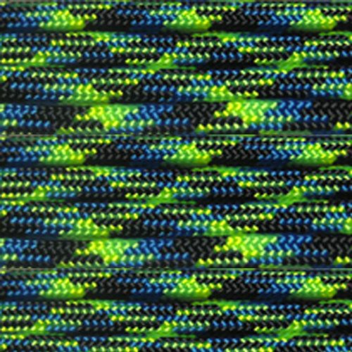 Paracord Planet 550 Assorted Colors of Paracord in 50 and 100 Foot Lengths Made in the - In Usa Shopping