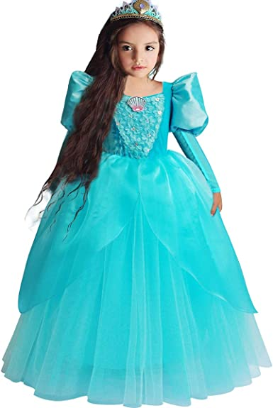 Amazon.com: Disfraz de princesa para fiesta de Halloween ...