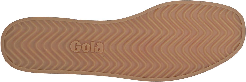Gola Damen Quota Ii Mirror Sneaker Schwarz Goldfarben