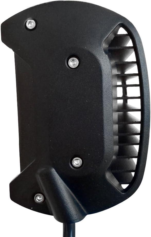 SAILUN 72W 4 Rangs Lumi/ère de travail LED Light Bar Offroad Accessoire Phare Auto Illumination Travail Lumi/ère /Étanche IP67 pour Jeep Voiture 4WD SUV ATV