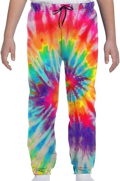 Adolescentes Niños Niñas Pantalones de chándal Pantalones ...