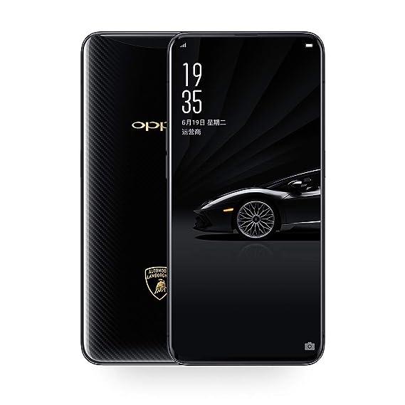 Amazon com: Oppo Find X Lamborghini Edition - 512GB/8GB
