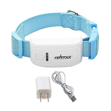 Bouder GPS Tracker Micro TK909 - Localizador GPS para Perros y Gatos, Resistente al Agua