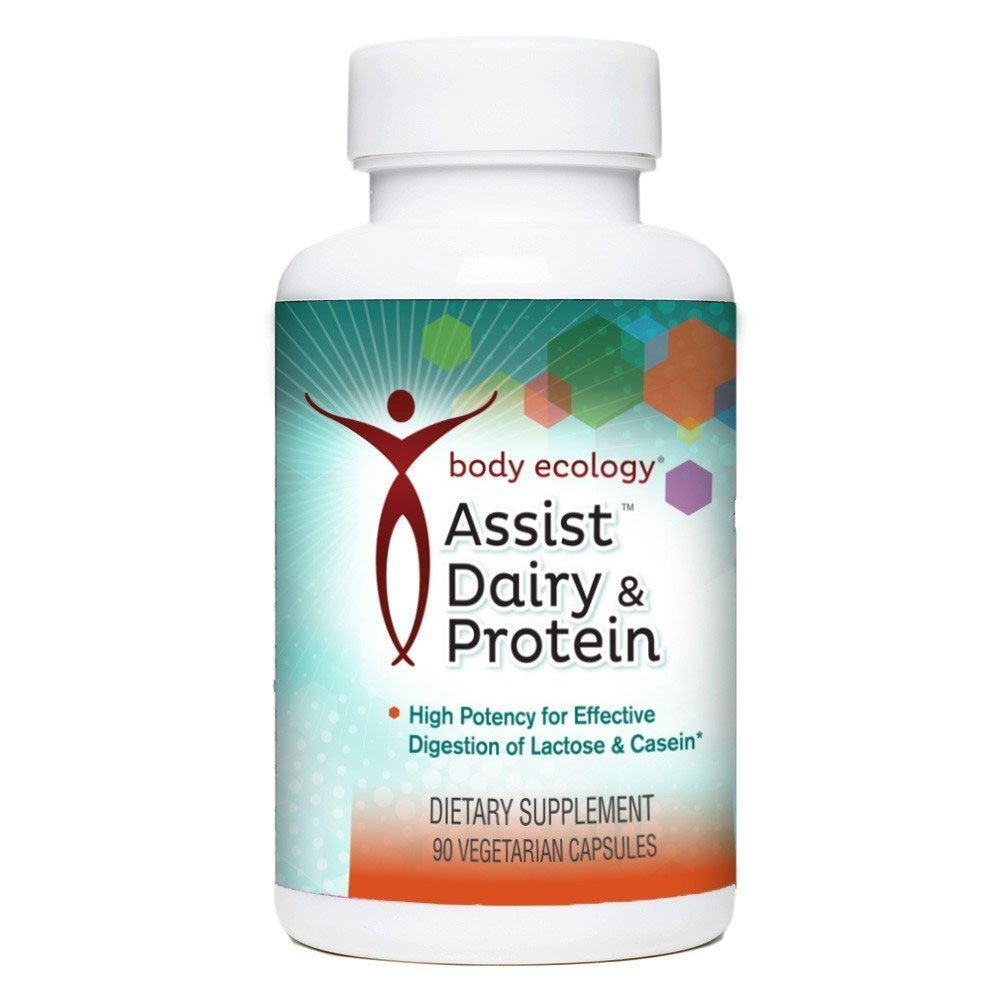Body Ecology Assist Dairy and Protein by Body Ecology by Body Ecology