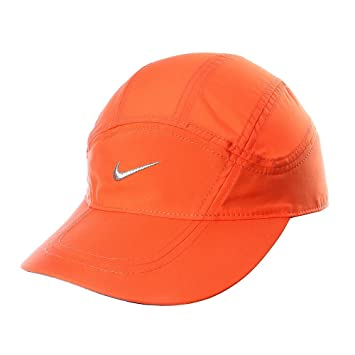 f8a7c4edfdc Buy Nike Unisex Orange DRI-FIT Cap Online at Low Prices in India - Amazon.in