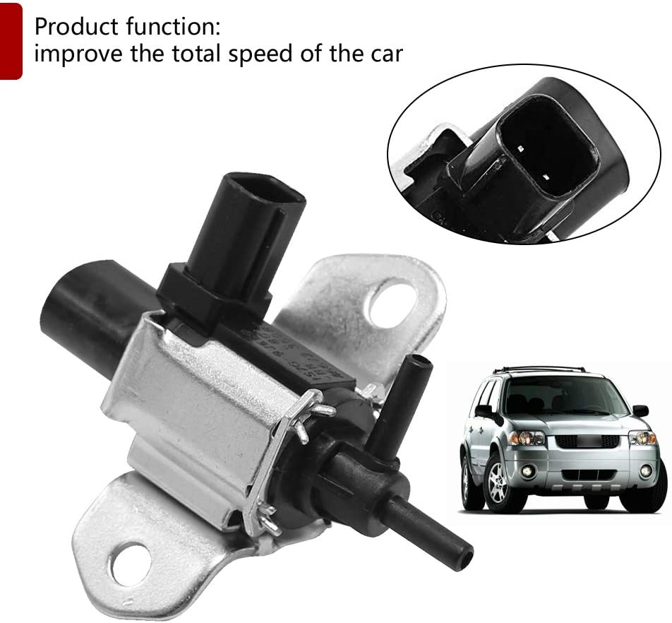 IMRC Intake Manifold Runner Control Valve Solenoid Fit for Ford ...