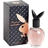Playboy Play It Spicy Eau de Toilette Spray for Women, 75 ml