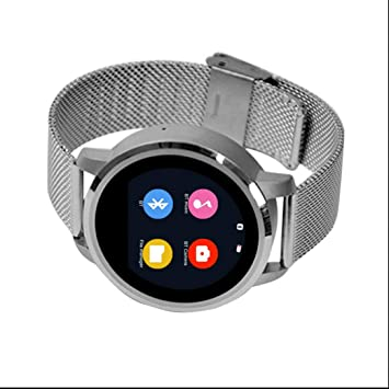 Inteligentes Android, Bluetooth SmartWatch inteligente reloj ...