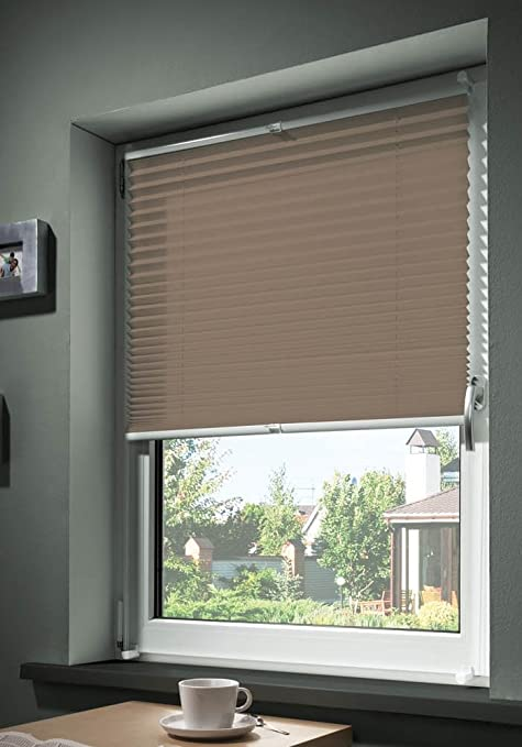 Mydeco 65435 Klemmfix Pleated Blind