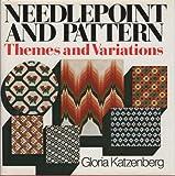 Needlepoint and Pattern, Gloria Katzenberg, 002560810X