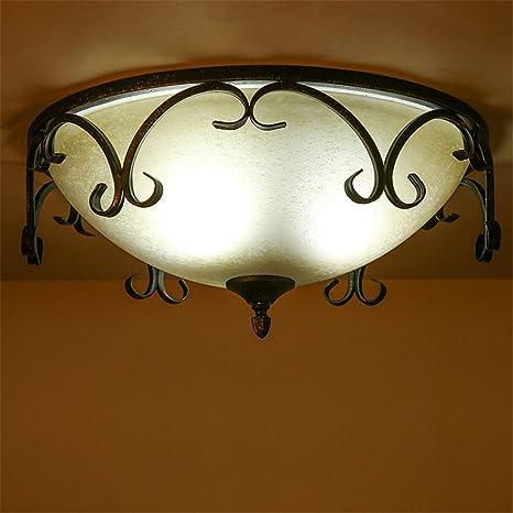 Larsure Iluminación de techo moderno estilo Vintage Retro ...