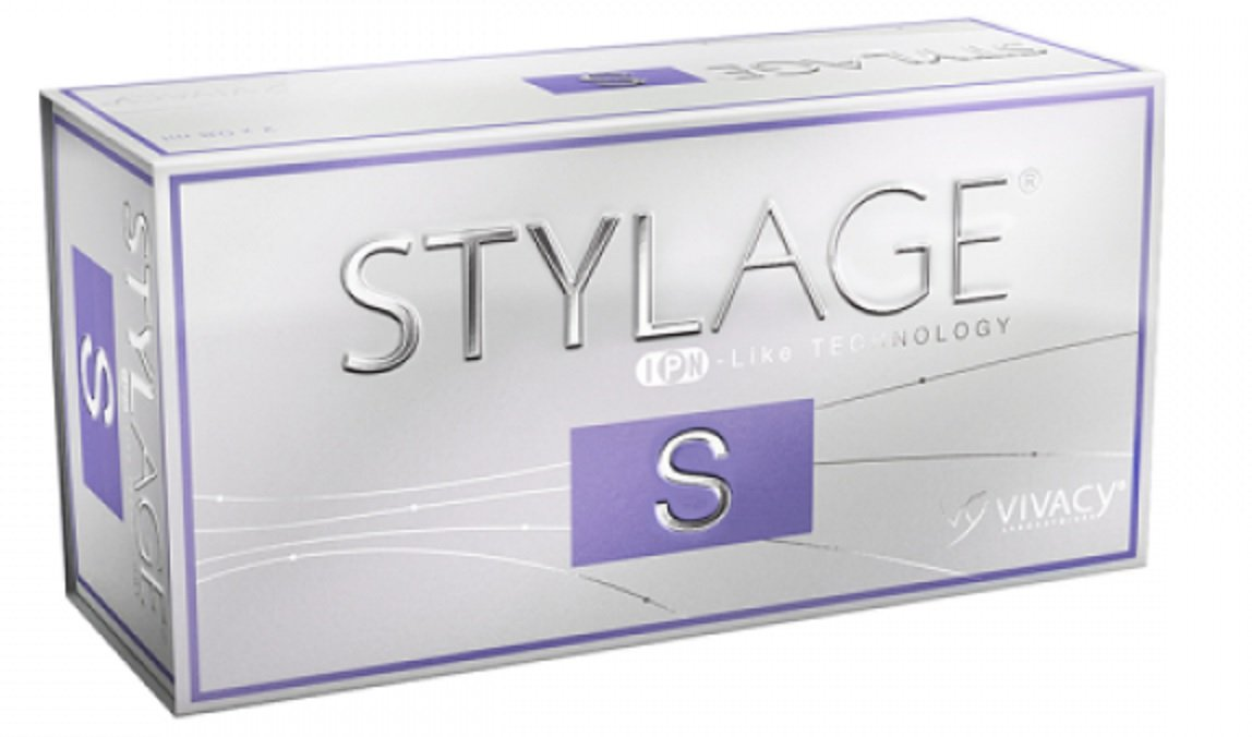 Vivacy Stylage S (2 x 0.8 ml)