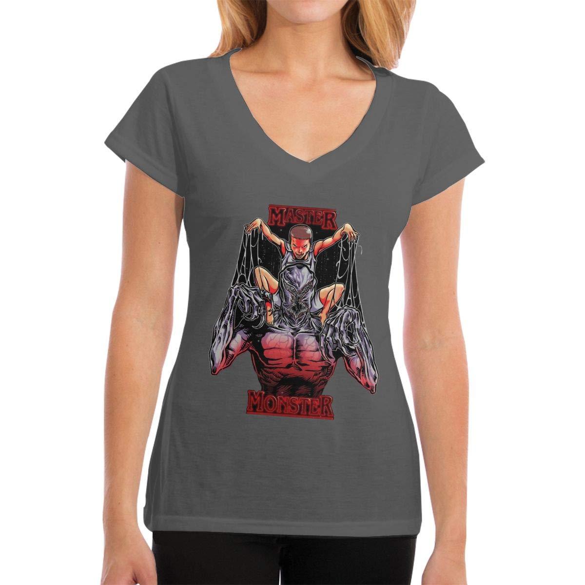 Newsmarter Stranger Things Female Cute Fashion T Shirt