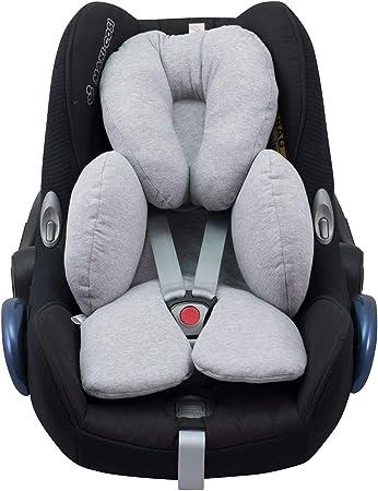 Reductor universal para capazo, silla de coche grupo 0, silla de paseo y cuna. Elaborada en algodón