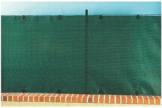 Malla de Ocultación Tejida extra Totaltex 1.5m de alto x 10m largo: Amazon.es: Jardín