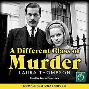 A Different Class of Murder Audiobook