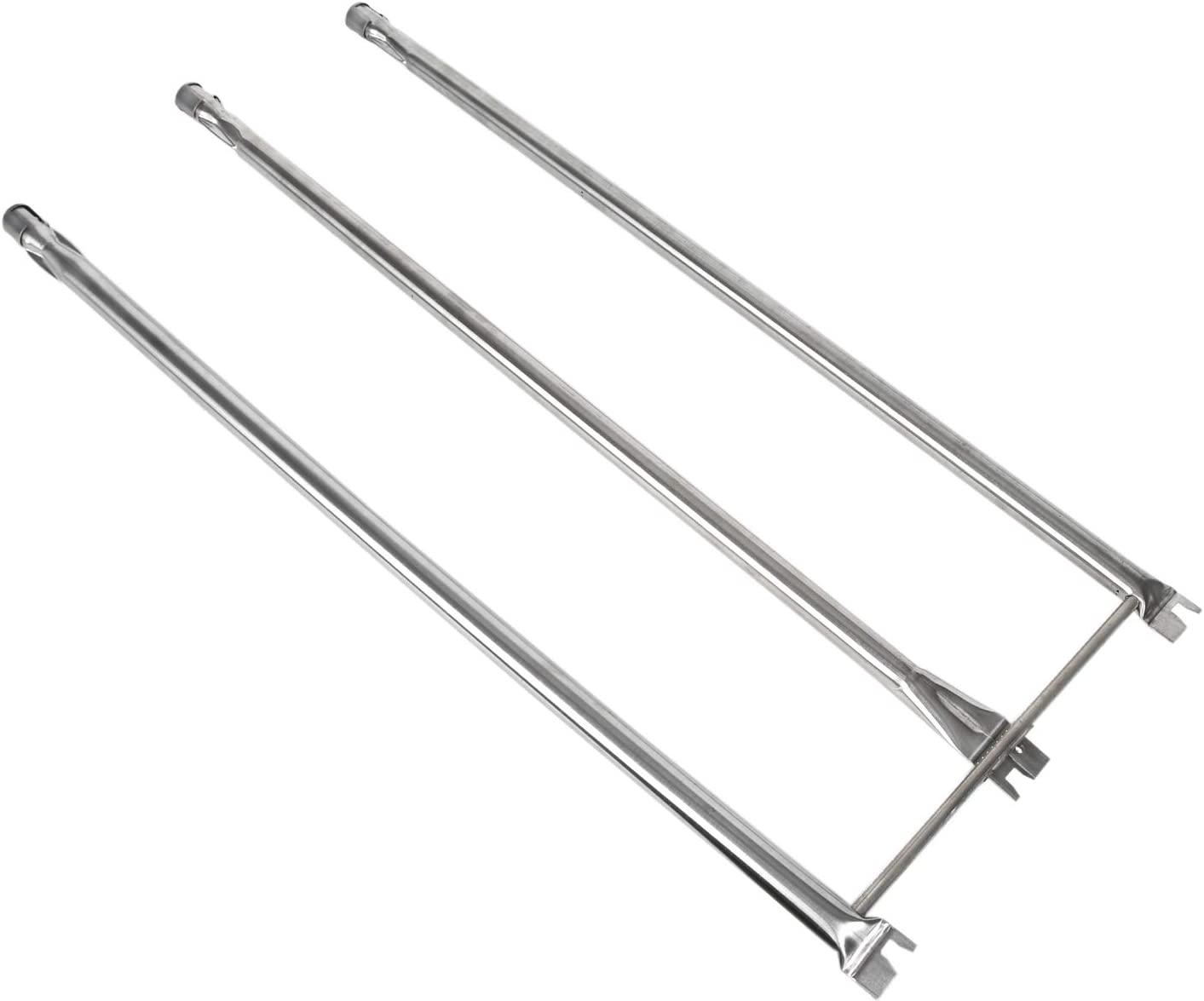 Genesis 300 Series E310 E320 EP310 EP320 S310 S320 2007-2010 with Side Control Knobs Gassaf Burner Tube Set Replacement for Weber 67722 34-1//4 inch 304 Stainless Steel durable Burner