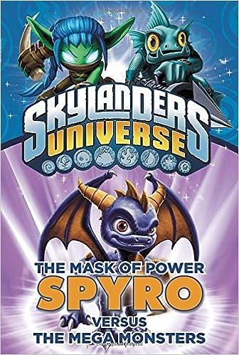 Amazon The Mask Of Power Spyro Versus The Mega Monsters 1