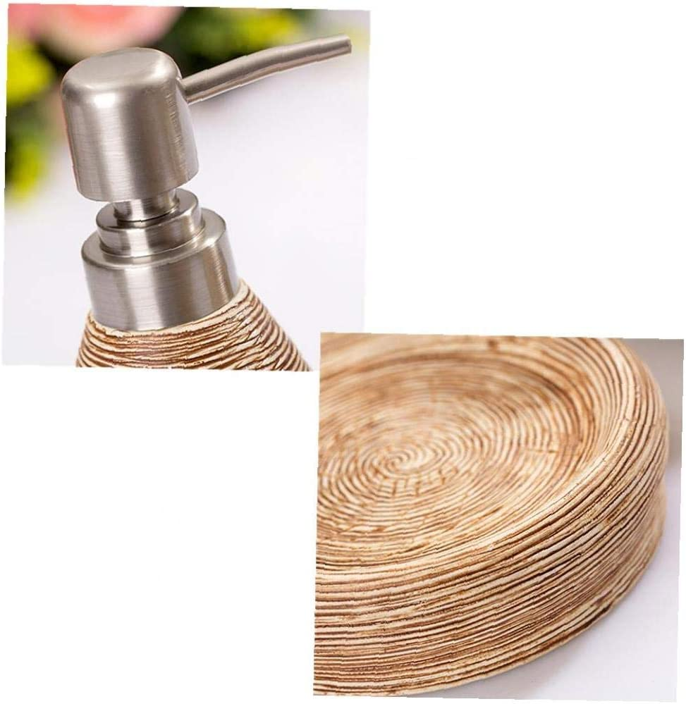 linjunddd Moderne 4 St/ück Badezimmer Zubeh/ör-Set Keramik Badezimmer Set Seifenspender Becher Zahnb/ürstenhalter Seifenschale
