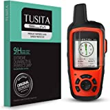 [2-PACK] TUSITA Tempered Glass Screen Protector Bundle Compatible with Garmin inReach SE+,inReach Explorer+ Plus - HD…