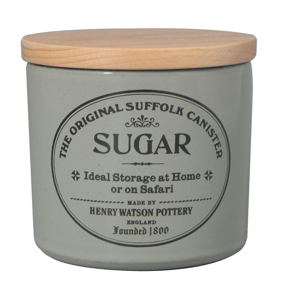 Honey Pot//Jar The Original Suffolk Collection by Henry Watson. Made in England