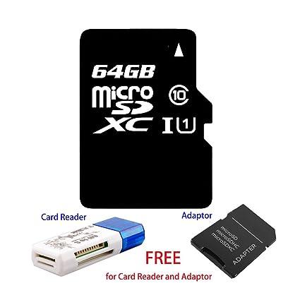 Tarjeta de memoria micro SD de alta velocidad, clase 10, de ...