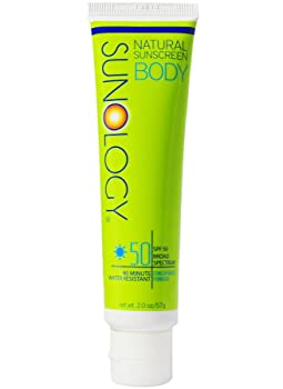Sunology Body Mineral Sunscreen