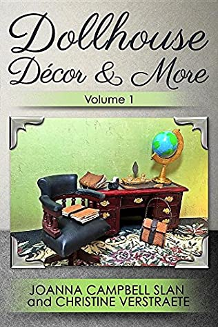book cover of Dollhouse Decor & More