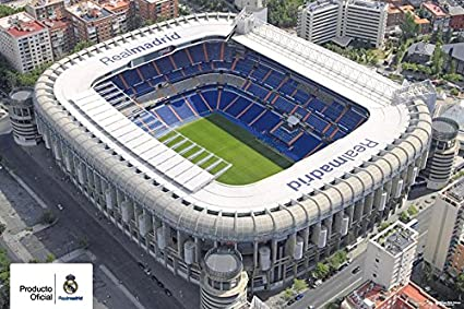 Image result for estadio santiago bernabeu madrid
