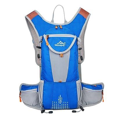 15L Sac à dos à vélo Sac à dos imperméable et respirant à vélo Sac à dos à vélo Sac à dos à vélo Ultraléger Sacs de sport pour