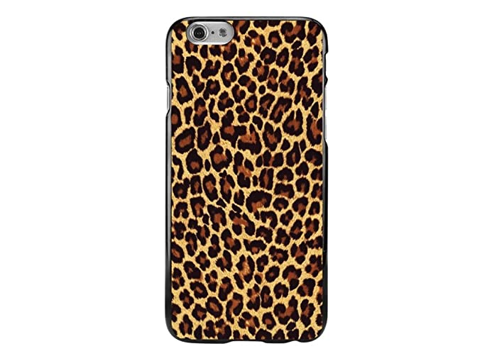 detailed look ba304 61c2b Cellet Leopard Animal Print Design Proguard Phone Case for iPhone 6 -  Non-Retail Packaging - Black