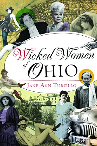 Book Cover: Wicked Women of Ohio
