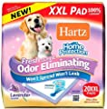 Hartz Home Protection Odor Eliminating Dog Pads