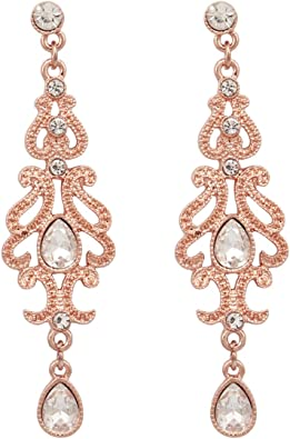 vintage style Earrings for women 20/'s style bridesmaid gift Gatsby style mothersday gift Appolo
