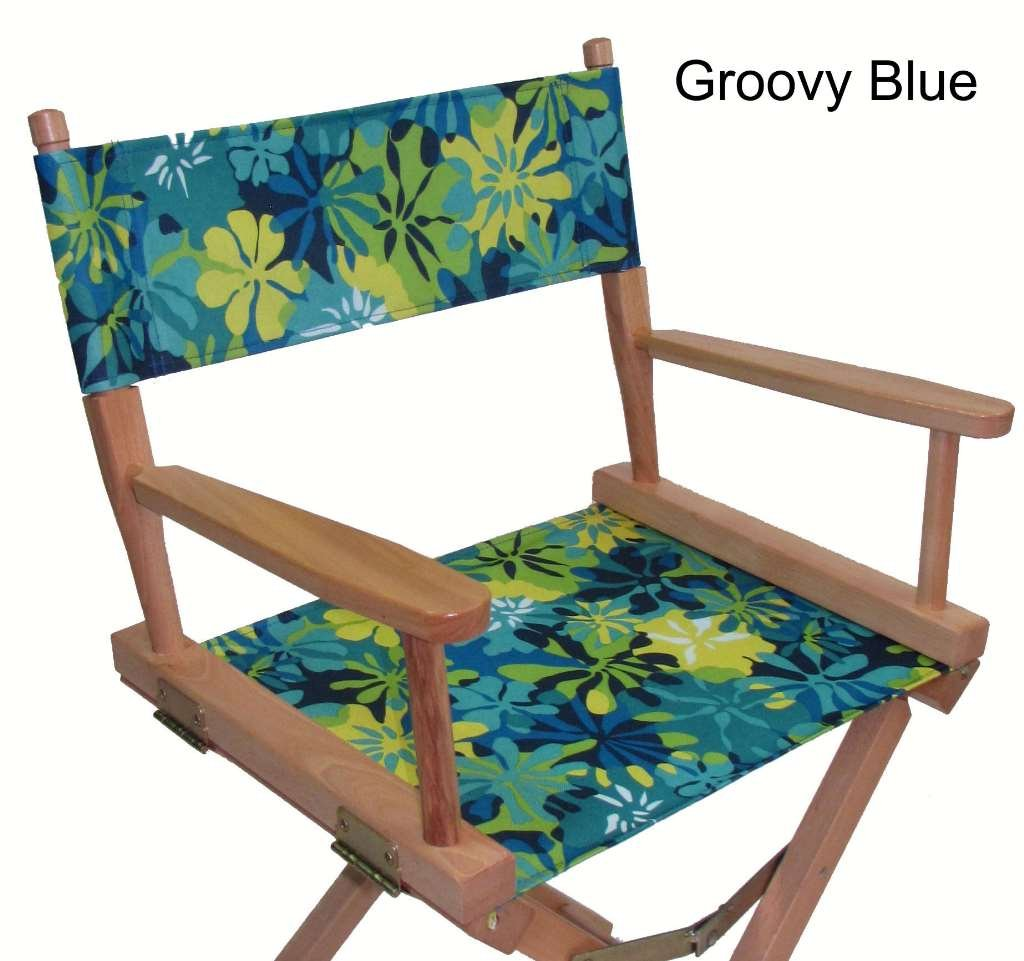 Replacement Cover Canvas for Director's Chair (Flat Stick) Everywhere Chair AX-AY-ABHI-35695
